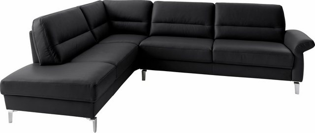 Sofas - ADA premium Ecksofa »Rossano«, mit Airogel® Technologie, wahlweise mit Sitzvorzug  - Onlineshop OTTO