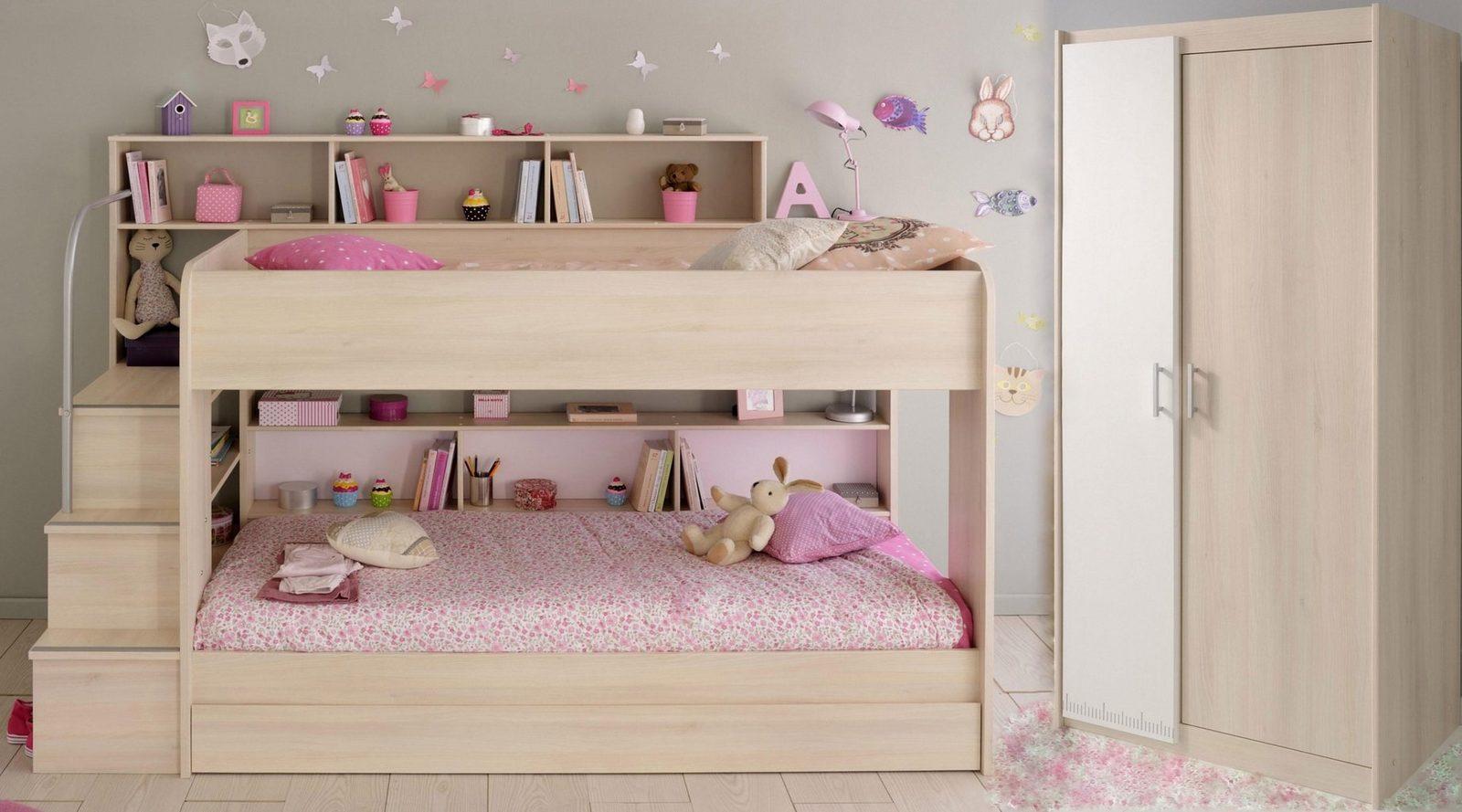 Parisot Kinderzimmer-Set »Bibop« (2-tlg.) - broschei
