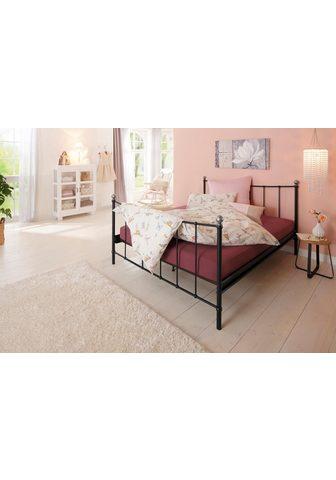 HOME AFFAIRE Metalinė lova »Metha«