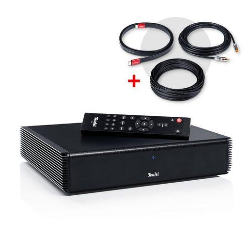 Teufel Lautsprecher-Komponenten »CoreStation inkl. Kabel-Set«