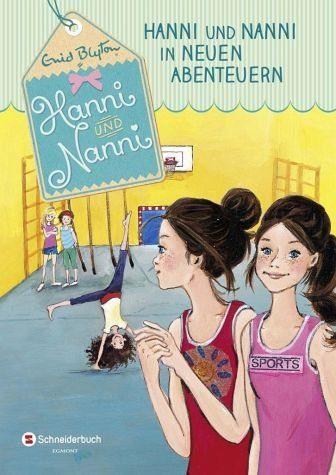 Gebundenes Buch »Hanni und Nanni in neuen Abenteuern / Hanni...«