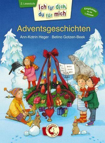 Gebundenes Buch »Adventsgeschichten«