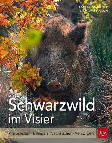 Gebundenes Buch »Schwarzwild im Visier«