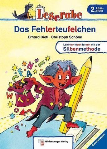 Gebundenes Buch »Leserabe - Das Fehlerteufelchen«