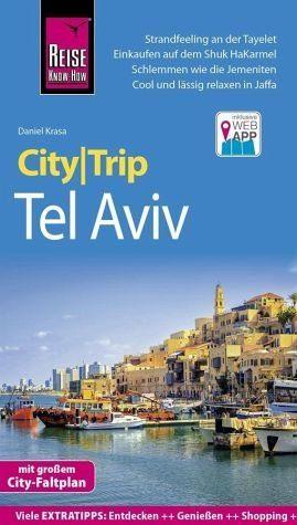 Broschiertes Buch »Reise Know-How CityTrip Tel Aviv«