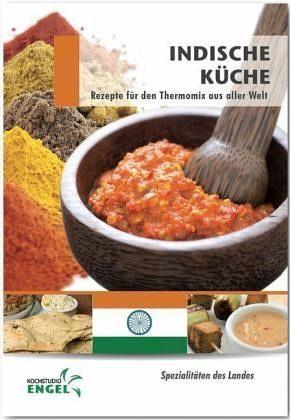 Broschiertes Buch »Indische Küche«