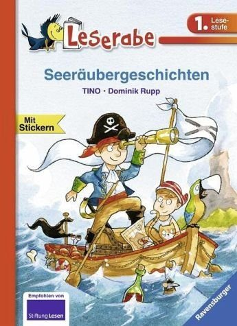 Gebundenes Buch »Seeräubergeschichten«