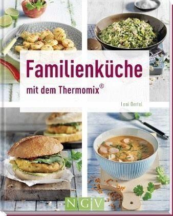 Gebundenes Buch »Familienküche mit dem Thermomix®«