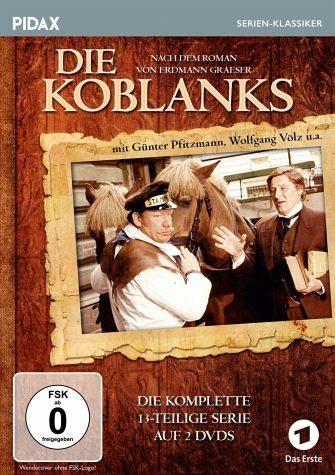 DVD »Die Koblanks - Die komplette Serie (2 Discs)«