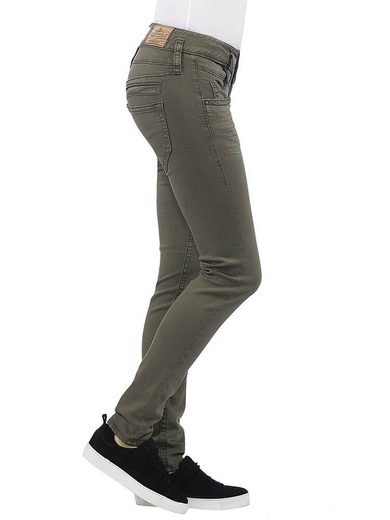 HERRLICHER Jeans in Superslim Fit-Schnitt
