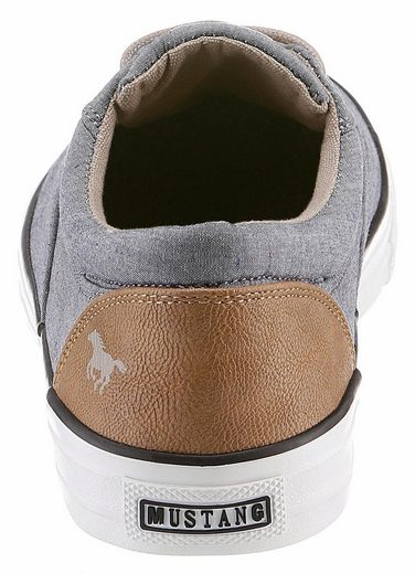 Mustang Shoes Sneaker, im angesagten Jeans-Look