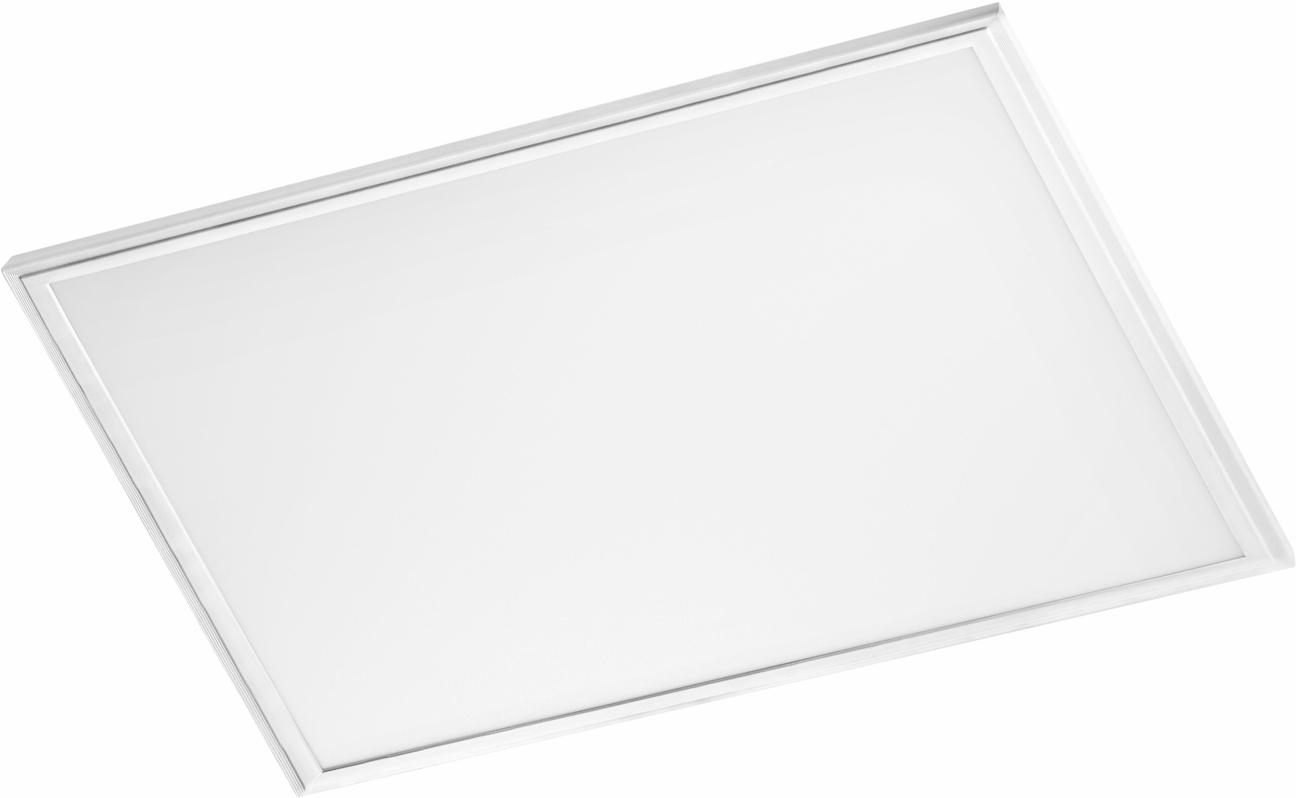 Eglo LED Deckenleuchte, 1flg., 59,5 x 59,5 cm, »SALOBRENA-RW«