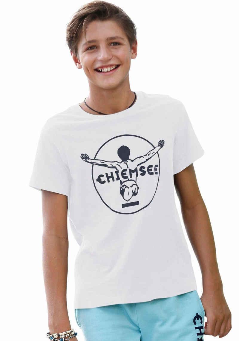 Chiemsee T-Shirt »mit Logo«
