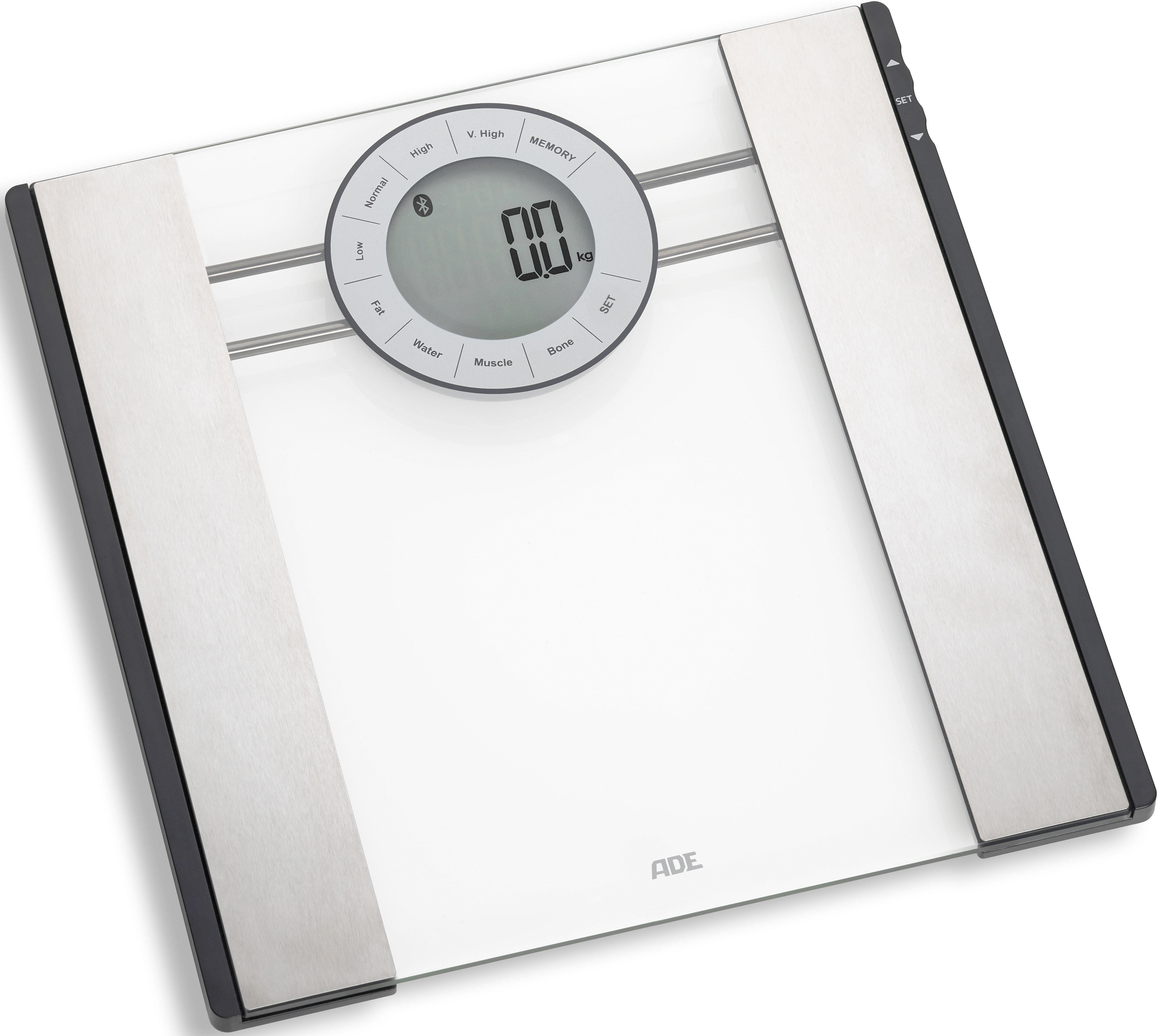 ADE Körper-Analyse-Waage »BA 1601 FITvigo«