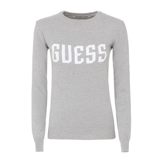 Guess PULLOVER FRONTLOGO
