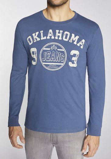 OKLAHOMA Jeans Longsleeve R-413