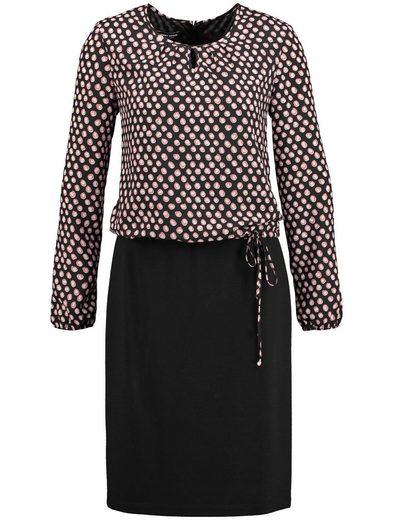 Gerry Weber Kleid kurz Kleid mit modischem Muster