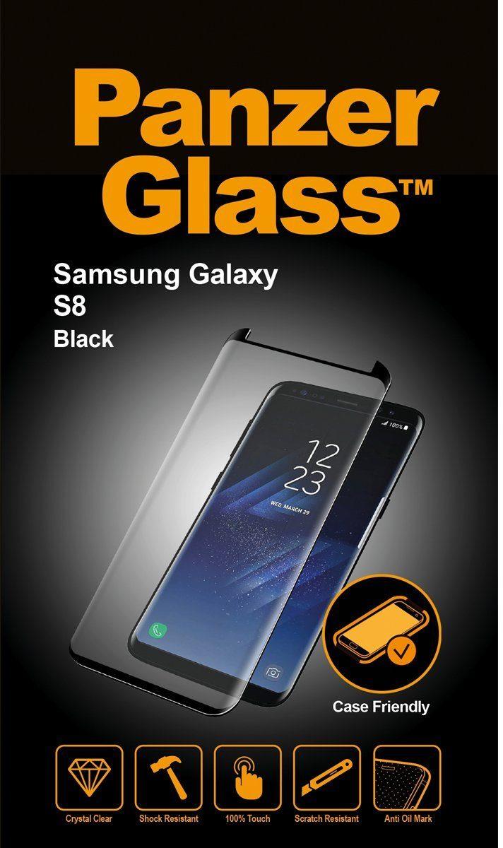 Panzerglass Folie »PanzerGlass 2,5D für Samsung Galaxy S8«
