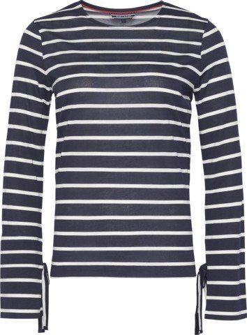 Tommy Hilfiger T-Shirt ANNIE C-NK TOP LS
