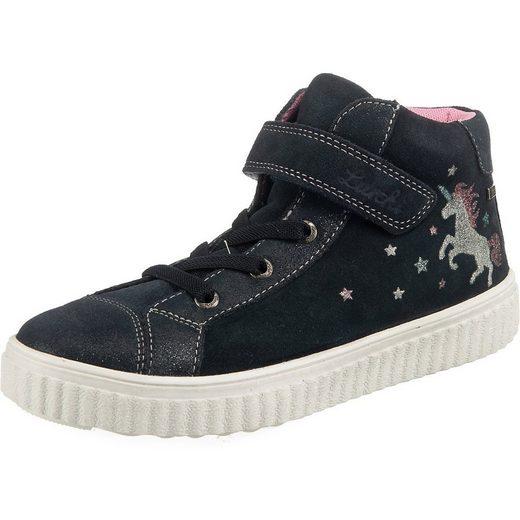 Lurchi »Sneakers High YUNA für Mädchen, TEX, WMS Weite M« Sneaker