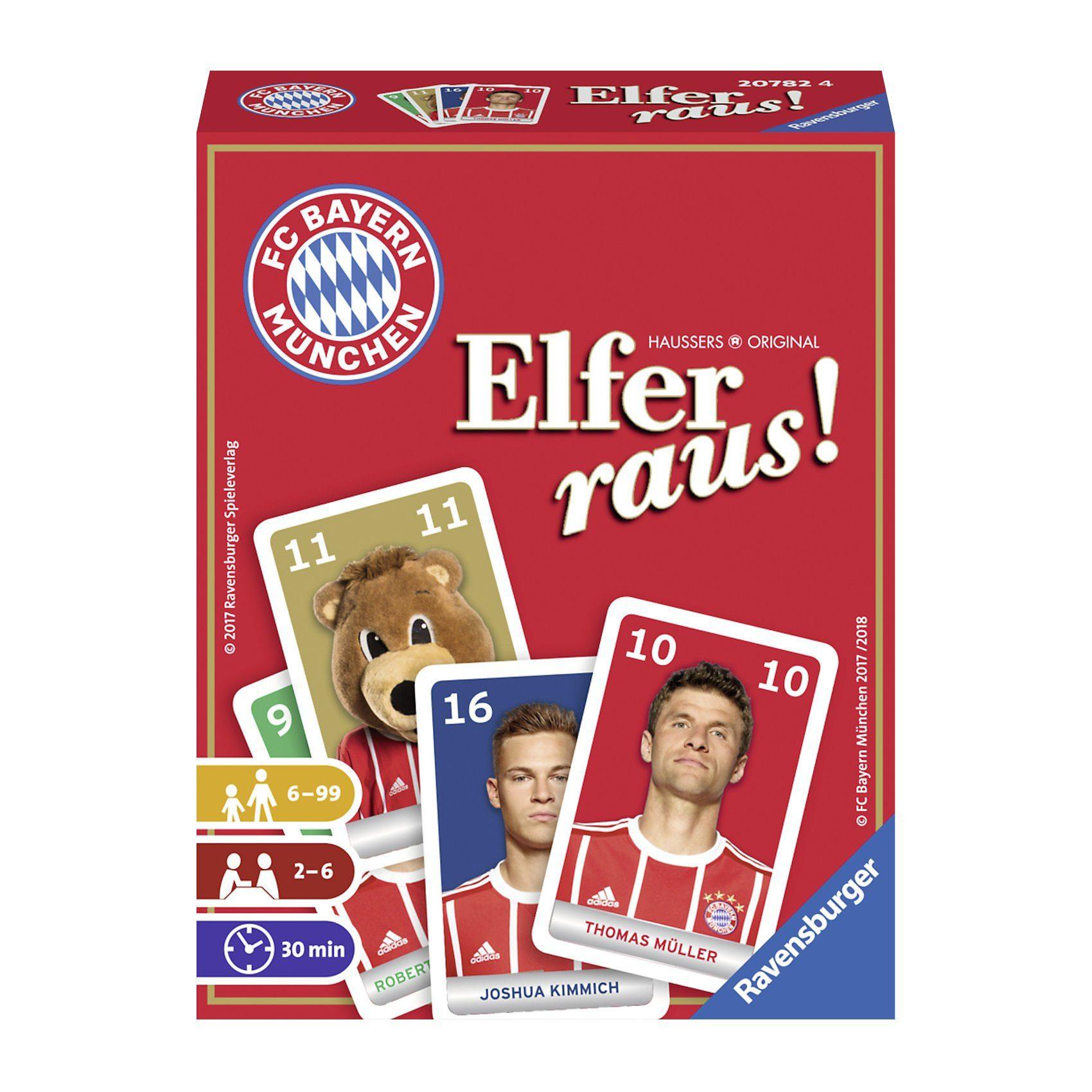 Ravensburger Bayern München Elfer raus