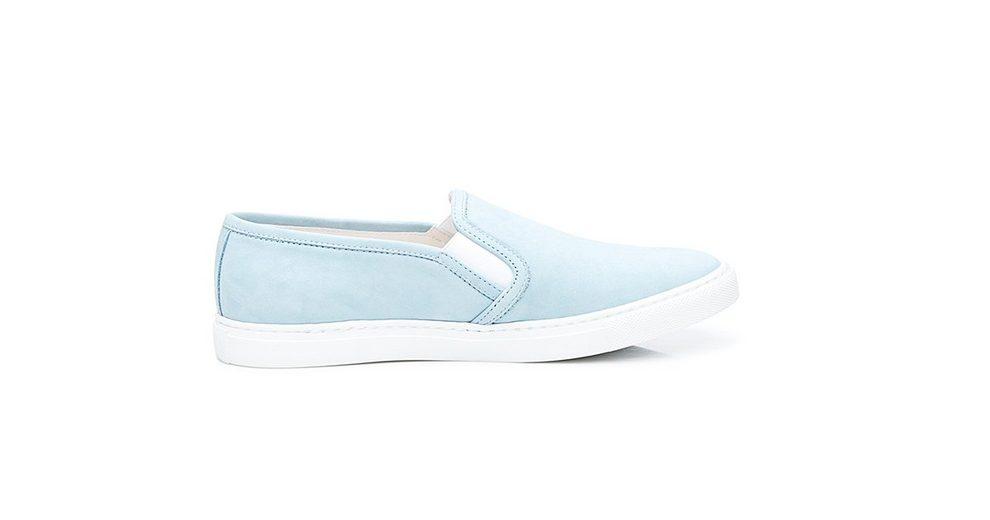 SHOEPASSION No. 22 WS Sneaker, 100 % italienische Handarbeit