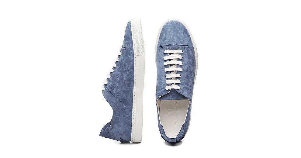 SHOEPASSION No. 43 MS Sneaker, 100 % italienische Handarbeit