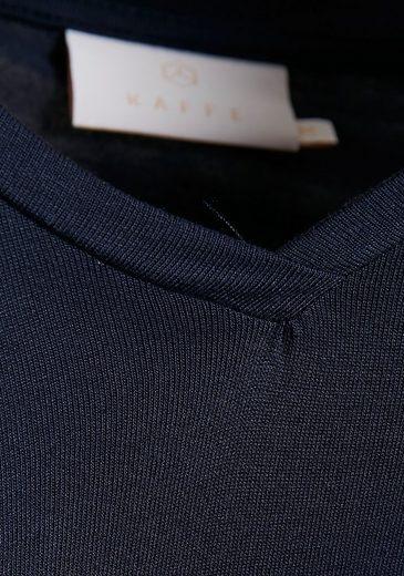 KAFFE T-Shirt Anna V-Ausschnitt