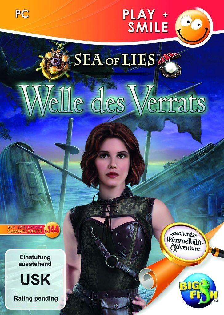 Astragon PC - Spiel »Sea of Lies: Welle des Verrats«