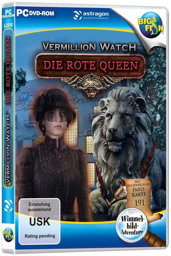Astragon PC - Spiel »Vermillion Watch: Die Rote Queen«
