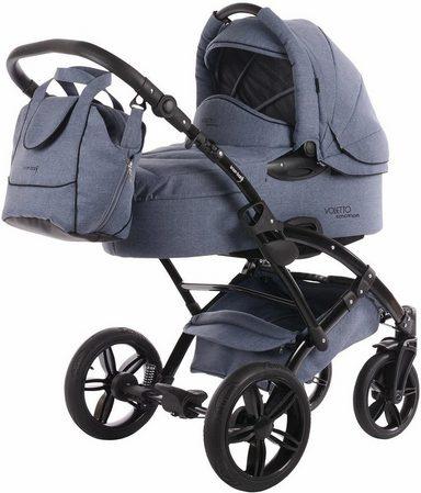 knorr baby kombi kinderwagen voletto emotion light blue online kaufen otto. Black Bedroom Furniture Sets. Home Design Ideas