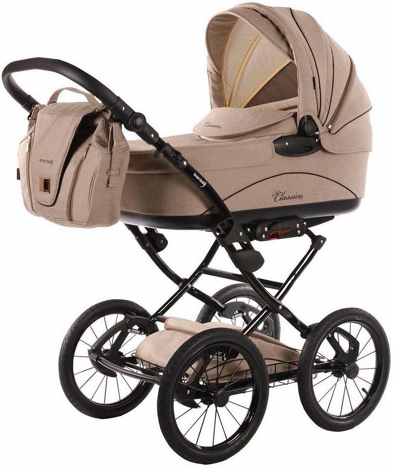 knorr baby kombi kinderwagen classico emotion nature online kaufen otto. Black Bedroom Furniture Sets. Home Design Ideas