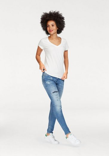 Replay Skinny-fit-Jeans ZACKIE, mit Push Up Effekt