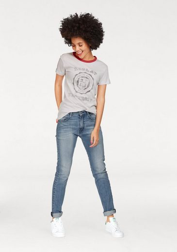 Replay Straight-Jeans JACKSY, High Waist