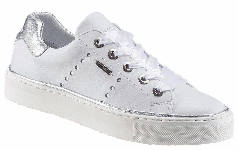 c07cf2a12280 Daniel Hechter »Alice« Sneaker mit silberfarbigen Kontrast-Einsätzen ...