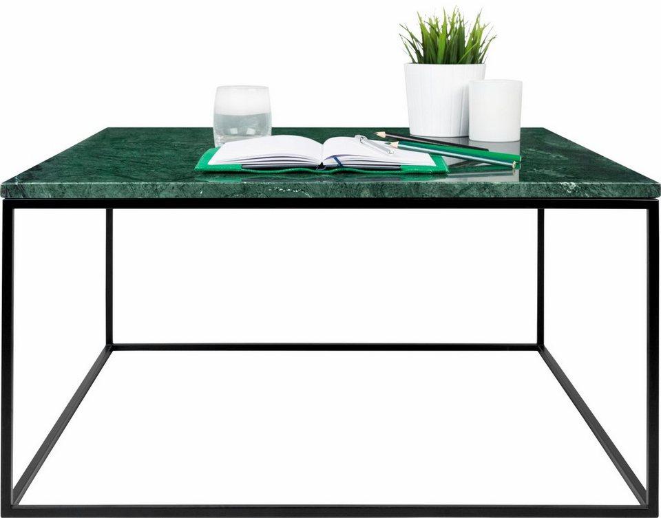 andas couchtisch gleam aus marmor wahlweise mit gestell. Black Bedroom Furniture Sets. Home Design Ideas