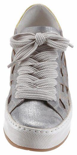 A.S.98 Sneaker, mit sommerlichem Lasercut