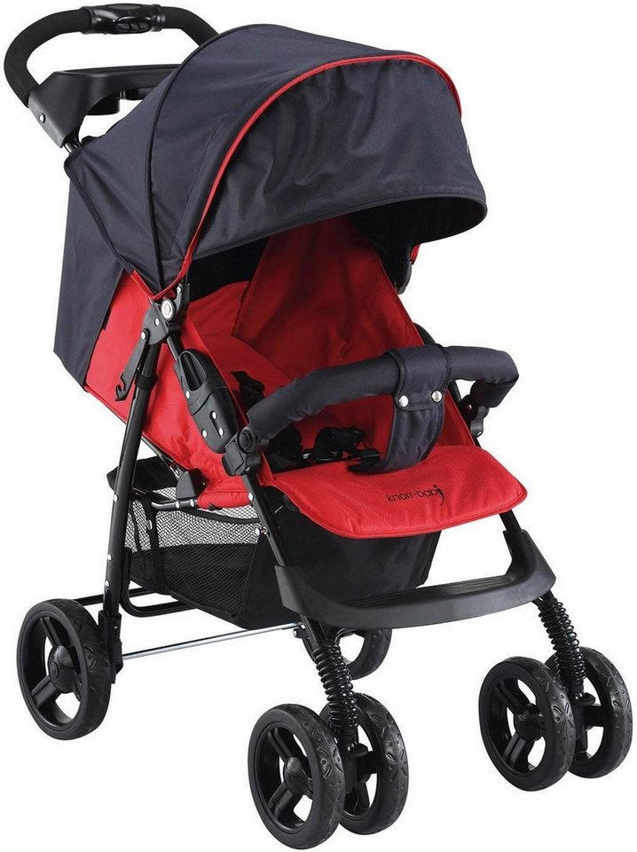 knorr baby sportbuggy v easy fold happy colour rot online kaufen otto. Black Bedroom Furniture Sets. Home Design Ideas