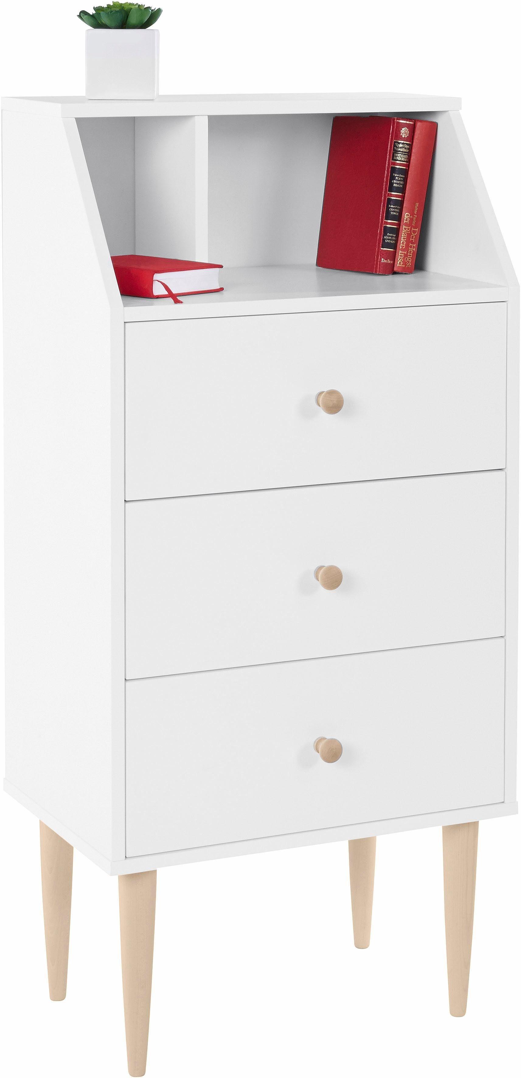 Home affaire »Selfoss« Kommode, Breite 52 cm