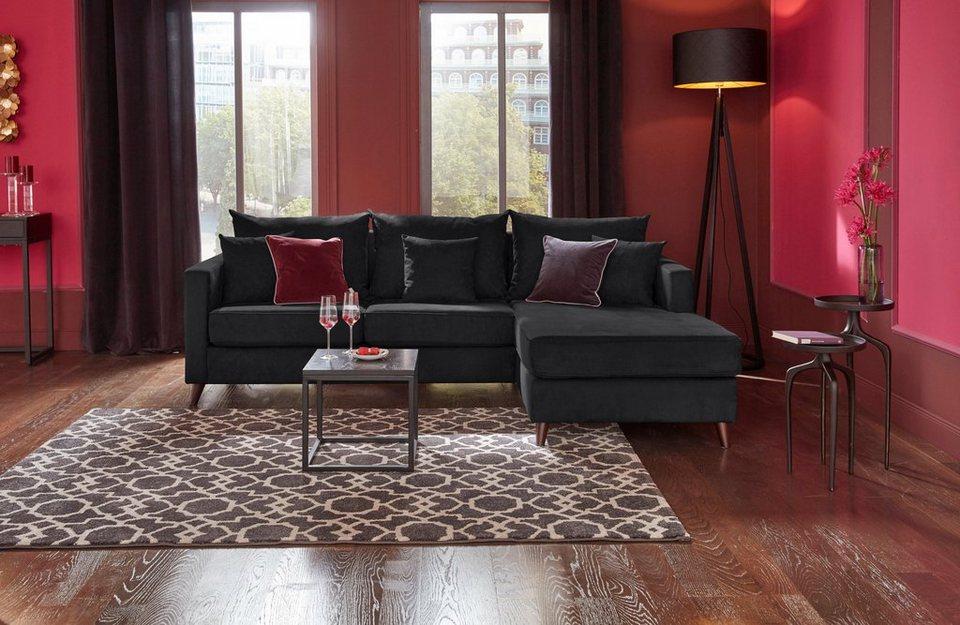 gmk home living ecksofa klein renesse lose kissen keder an sitzkissen online kaufen otto. Black Bedroom Furniture Sets. Home Design Ideas