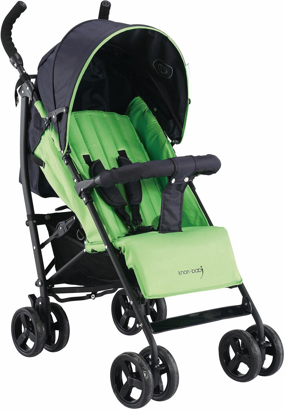 knorr-baby Buggy, »Styler Happy Colour, grün«