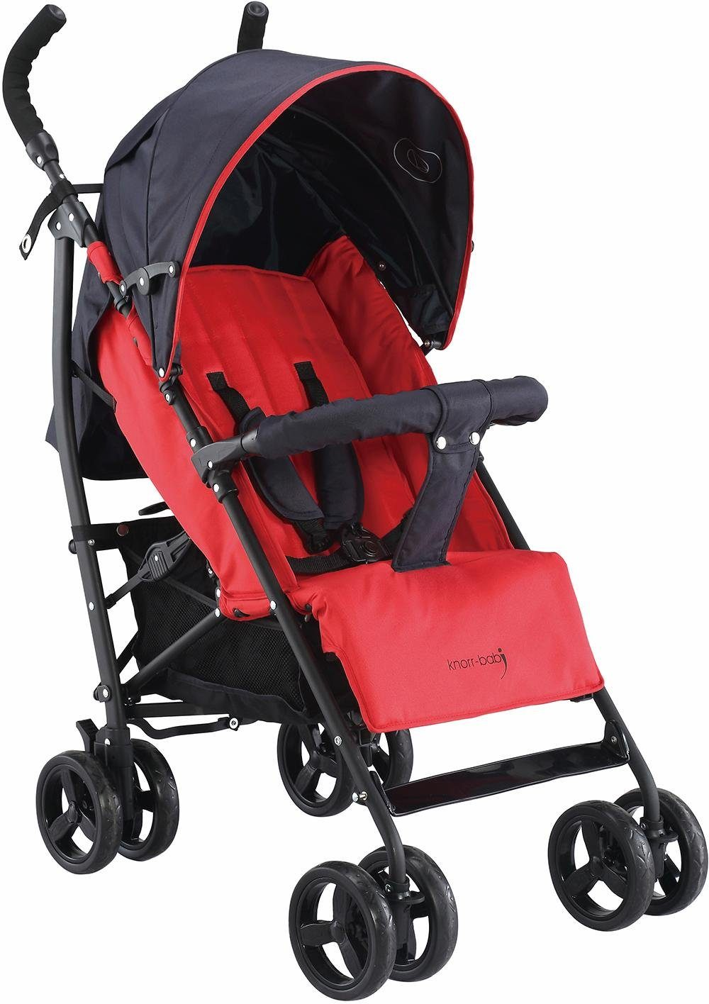 knorr-baby Buggy, »Styler Happy Colour, rot«