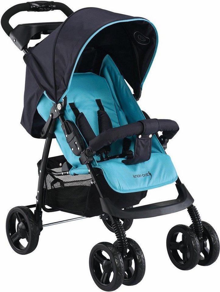 knorr baby sportbuggy v easy fold happy colour blau online kaufen otto. Black Bedroom Furniture Sets. Home Design Ideas