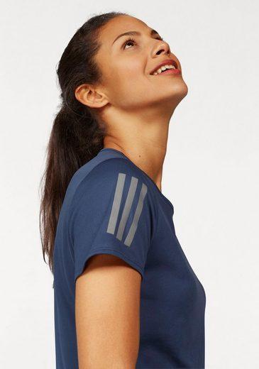 adidas Performance Laufshirt SHORTSLEEVE TEE