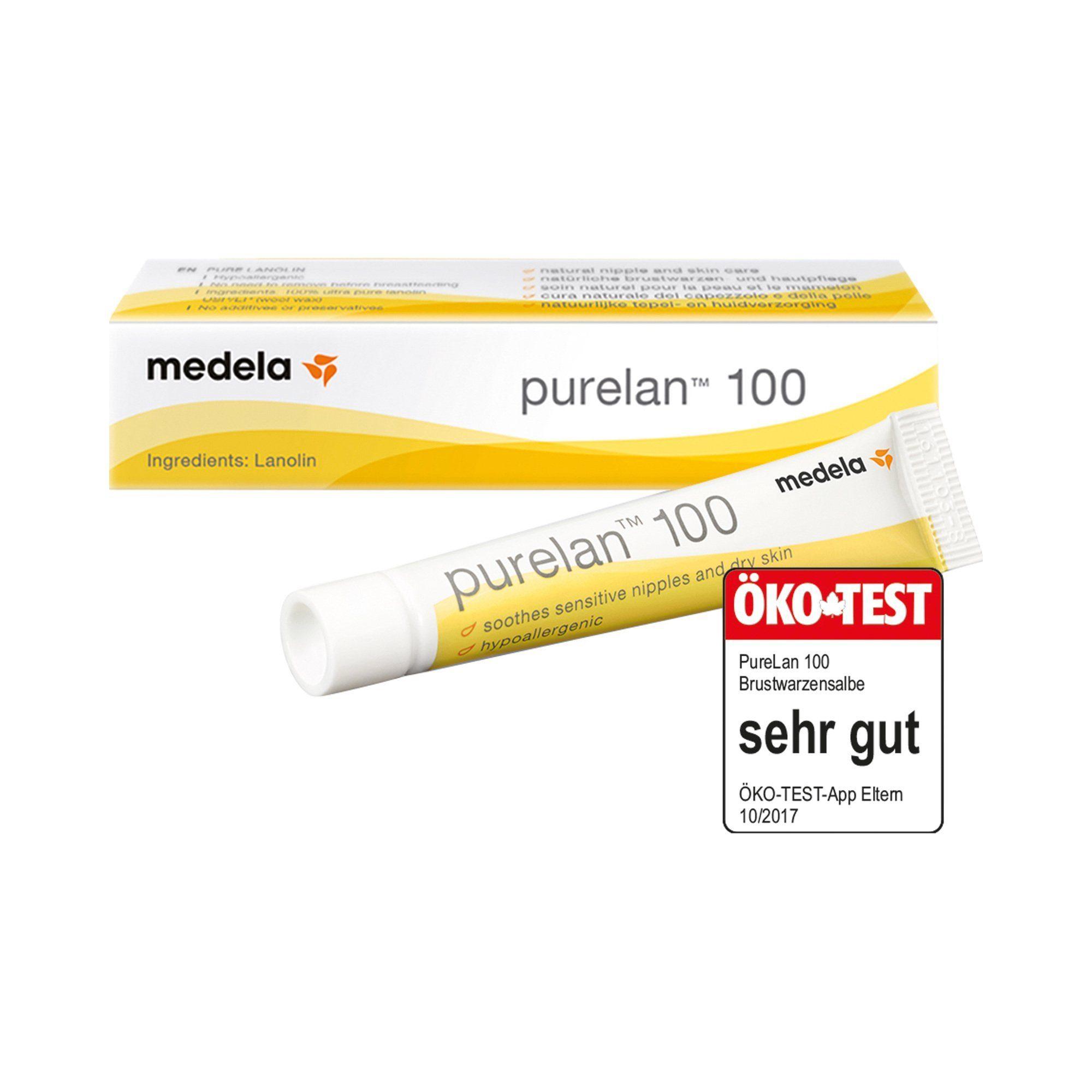 MEDELA Brustwarzencreme Purelan 7 g