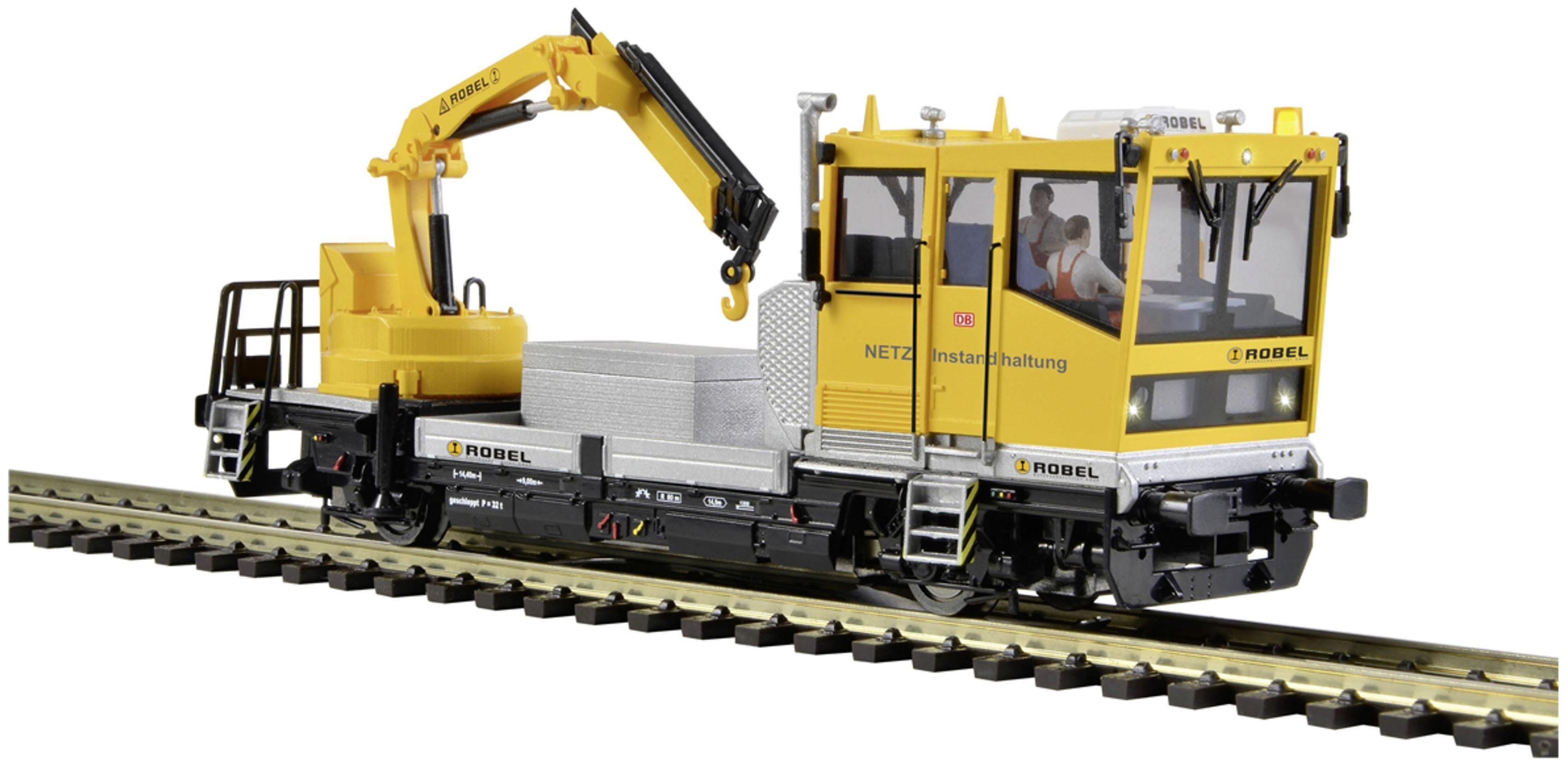 Märklin Wagen mit Licht + Sound, H0, »Gleiskraftwagen Robel 54.22, Wechselstrom - 39549«