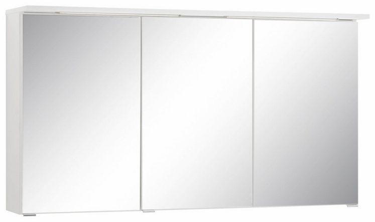 Held Möbel Spiegelschrank »Ravenna«, Breite 120 cm, mit LED Beleuchtung