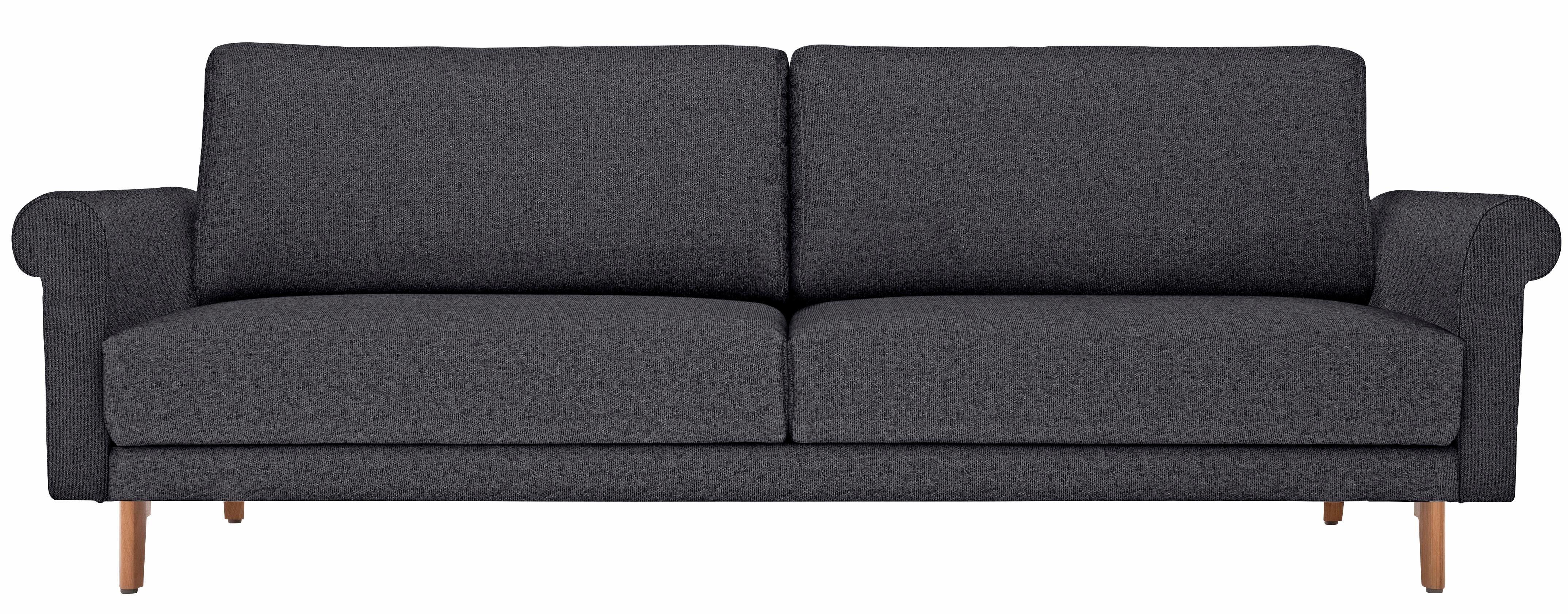 hülsta sofa 2-Sitzer Sofa »hs.450« wahlweise in Stoff oder Leder, im modernen Landhausstil ...