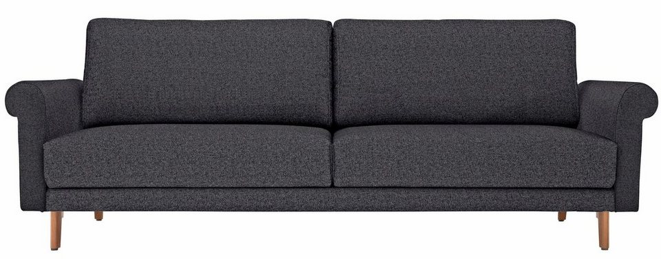 h lsta sofa 2 sitzer sofa wahlweise in stoff oder leder im modernen landhausstil. Black Bedroom Furniture Sets. Home Design Ideas