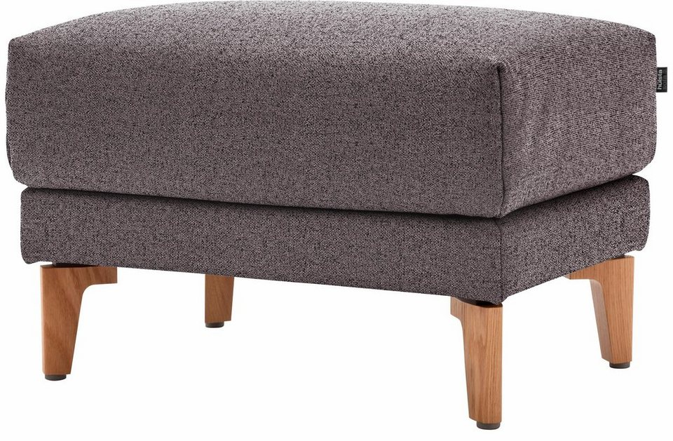 h lsta sofa hocker wahlweise in stoff oder leder mit holzf en online kaufen otto. Black Bedroom Furniture Sets. Home Design Ideas